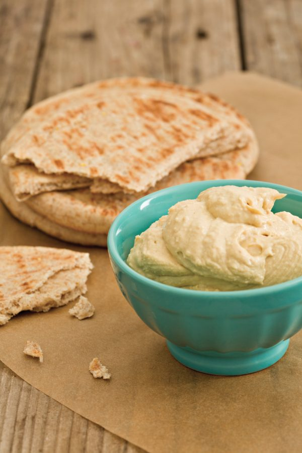 Houmous with Pita Chips